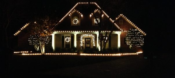 we install christmas lights - Install Christmas Lights